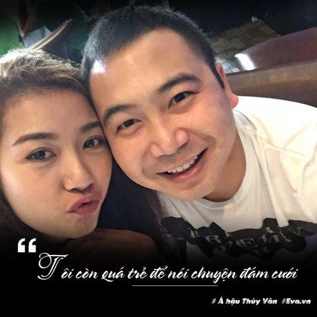 "A hau Thuy Van: ""Trong showbiz toi choi than nhat voi Ky Duyen"" - Anh 6"