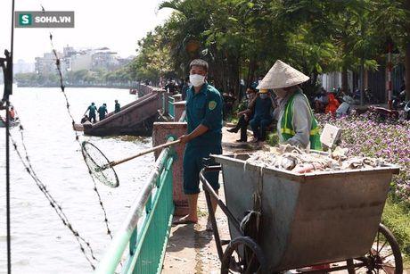 Nguoi Ha Noi khon kho sau khi ca chet noi trang Ho Tay - Anh 2