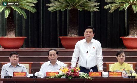 Doanh nhan 'than' voi Chu tich nuoc: 'Tren trai tham do, duoi rai dinh' - Anh 3