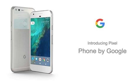 Google Pixel lo dien hoan toan truoc gio ra mat - Anh 1