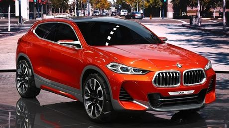 BMW X2 concept: SUV lai coupe day hap dan - Anh 2