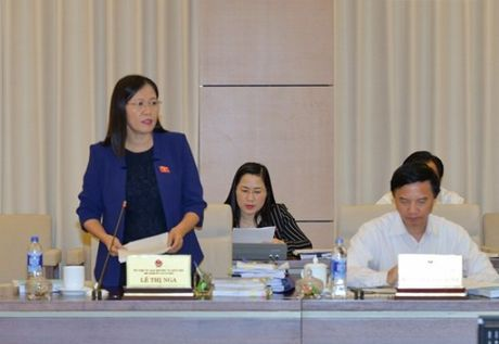 Sua Bo luat Hinh su nam 2015: Khong voi vang de tranh lap lai sai sot - Anh 2