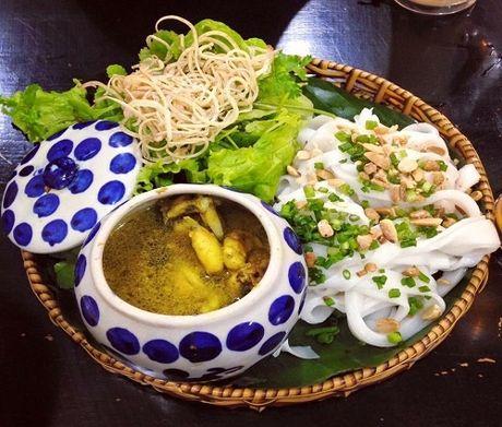 Mi Quang - mon chua an chua den Da Nang - Anh 2