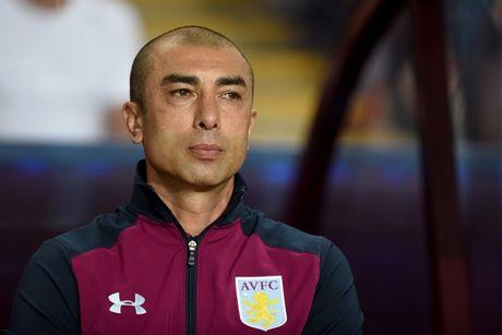 HLV Roberto Di Matteo chinh thuc bi Aston Villa sa thai chi sau 3 thang - Anh 1
