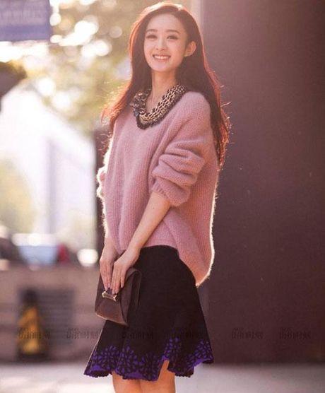 Song Hye Kyo vuot Trinh Sang, Yoona va nhieu nguoi dep khac, gianh danh hieu 'Nu than chau A' - Anh 7