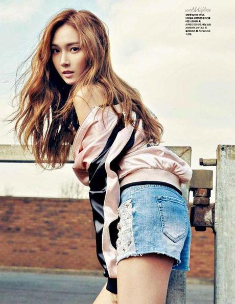 Song Hye Kyo vuot Trinh Sang, Yoona va nhieu nguoi dep khac, gianh danh hieu 'Nu than chau A' - Anh 8