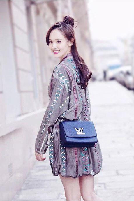 Song Hye Kyo vuot Trinh Sang, Yoona va nhieu nguoi dep khac, gianh danh hieu 'Nu than chau A' - Anh 9