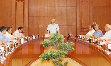 Trung uong thong nhat som xet xu 6 trong an tham nhung - Anh 1