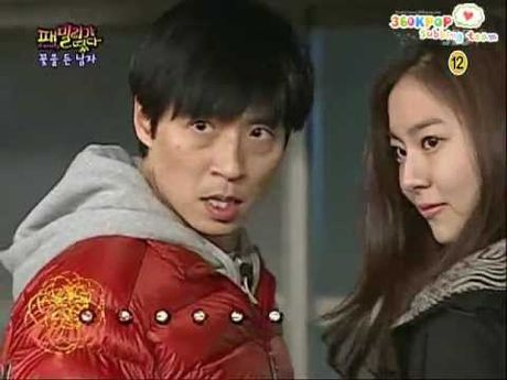 'Cuoi let' voi nhung man vu dao bao tao cua MC quoc dan Yoo Jae Suk - Anh 2