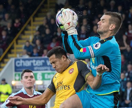 Arsenal thang tranh Burnley kieu 'tang gia boi roi' - Anh 3
