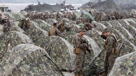 Tổng thống Duterte dọa ngưng cho Mỹ luân chuyển quân ở Philippines