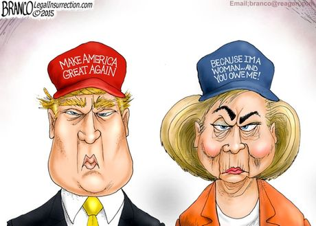 "Ngoai ong Trump va ba Clinton, dung quen hai nguoi ""bi an"" cung dang chay dua vao Nha Trang - Anh 1"