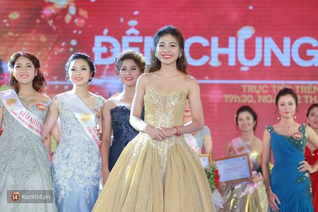 Da tim thay nu sinh xinh dep va tai nang nhat tai chung ket Hoa khoi sinh vien Ha Noi 2016 - Anh 19
