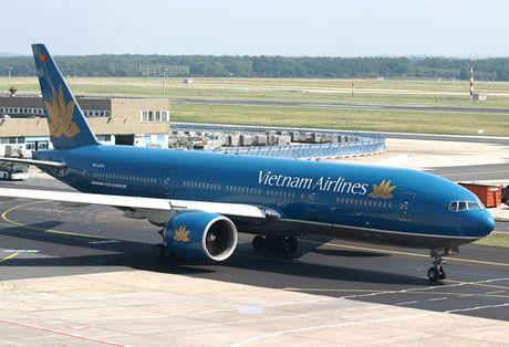 2 tau bay than rong cua Vietnam Airlines bi chim lao vao dong co khi ha canh - Anh 1
