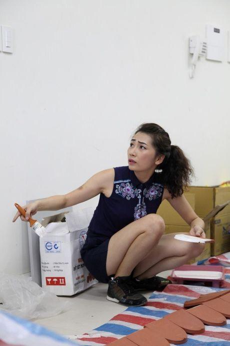Can ho trong mo: Quang Huan lai mia mai doi thu nu la 'tinh ban' - Anh 1