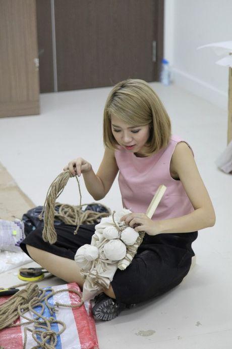 Can ho trong mo: Quang Huan lai mia mai doi thu nu la 'tinh ban' - Anh 3