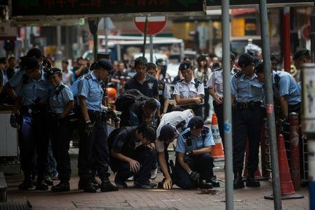 Canh sat Hong Kong truy lung bang dang chem nguoi - Anh 1
