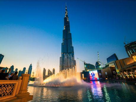 Cuoc song o thanh pho xa xi Dubai - Anh 9