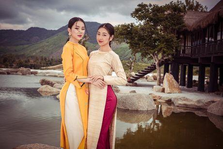 Nguoi dep Hoa hau Viet Nam 2016 do sac trong ta ao dai - Anh 5