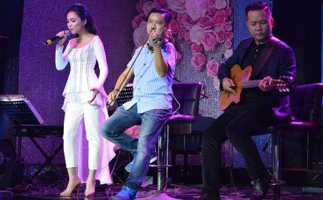 Hien Thuc thang hoa trong dem nhac acoustic - Anh 4
