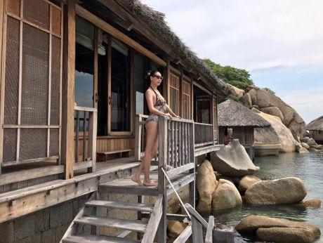 Vo chong Ha Kieu Anh dua 4 con di nghi duong - Anh 7