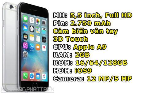 iPhone 6s va iPhone 6s Plus giam gia soc - Anh 2