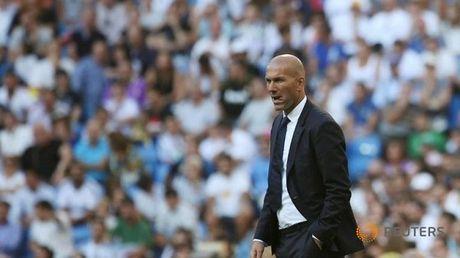Real hoa tran thu 4, Zidane tuyen bo chua 'dien' - Anh 2