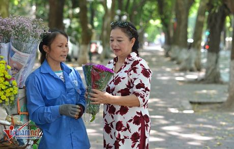 Nhan sac cua Dai ta Cong an thu vai 'Ni co Huyen Trang' - Anh 14
