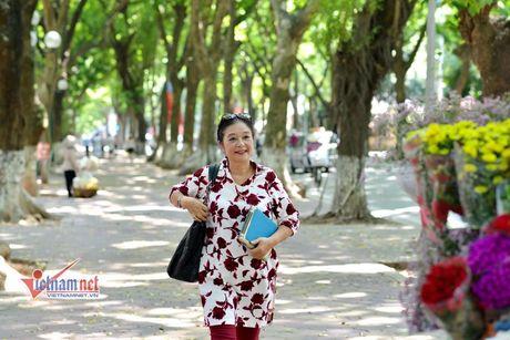 Nhan sac cua Dai ta Cong an thu vai 'Ni co Huyen Trang' - Anh 7