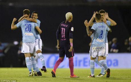 Ket qua tran Celta Vigo - Barca: Guc nga o hiem dia - Anh 1