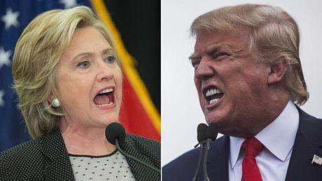 Ty phu Donald Trump muon tong ba Hillary Clinton vao tu - Anh 1