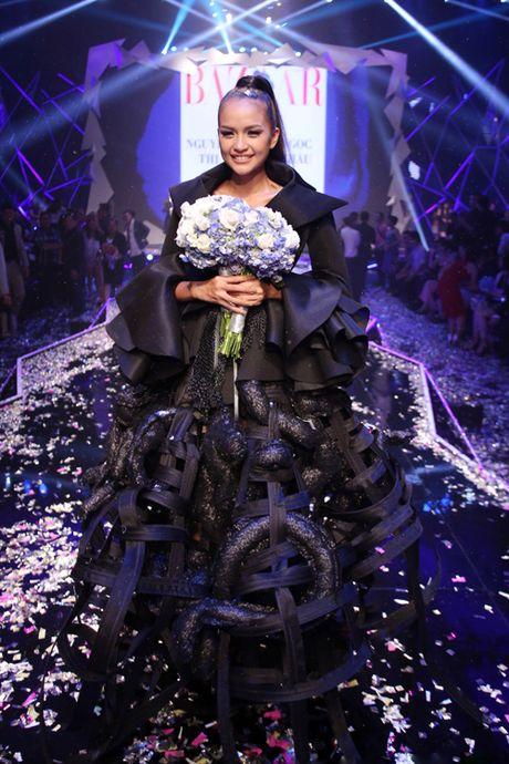 Ngoc Chau tro thanh Quan quan Next Top Model 2016 - Anh 14