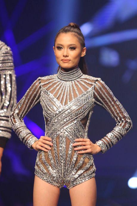 Ngoc Chau tro thanh Quan quan Next Top Model 2016 - Anh 9
