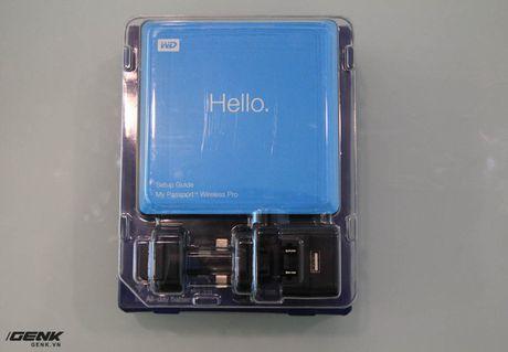 Tren tay My Passport Wireless Pro: O cung Wi-Fi cuc tien loi danh cho smartphone tu Western Digital - Anh 2