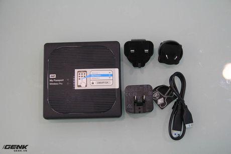 Tren tay My Passport Wireless Pro: O cung Wi-Fi cuc tien loi danh cho smartphone tu Western Digital - Anh 6