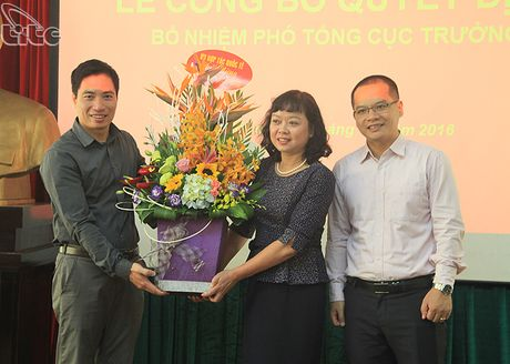 Tong cuc Du lich cong bo Quyet dinh bo nhiem Pho Tong cuc truong Nguyen Thi Thanh Huong - Anh 3