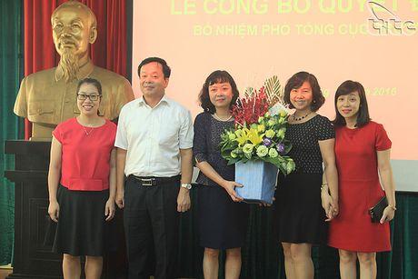 Tong cuc Du lich cong bo Quyet dinh bo nhiem Pho Tong cuc truong Nguyen Thi Thanh Huong - Anh 4