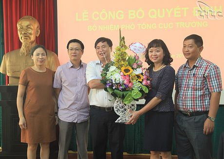 Tong cuc Du lich cong bo Quyet dinh bo nhiem Pho Tong cuc truong Nguyen Thi Thanh Huong - Anh 6