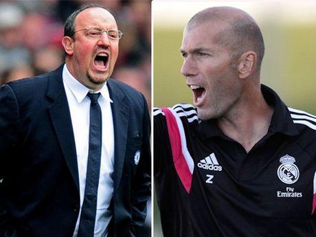 Zidane khang dinh Real Madrid khong khung hoang - Anh 3