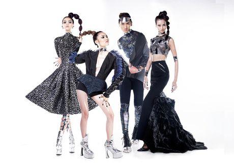 Chung ket Vietnam's Next Top Model 2016: Dau voi duoi chuot - Anh 1