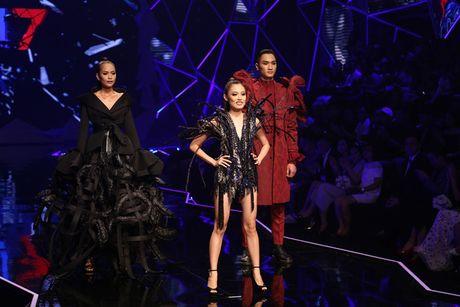 Chung ket Vietnam's Next Top Model 2016: Dau voi duoi chuot - Anh 5