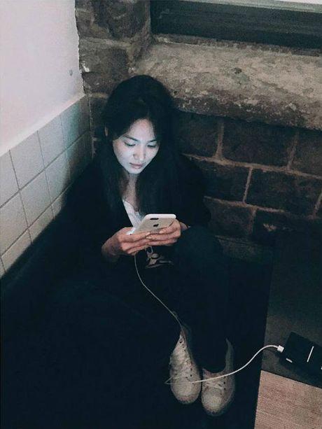Song Hye Kyo de mat moc van xinh dep trong ky nghi sang chanh o Y - Anh 5