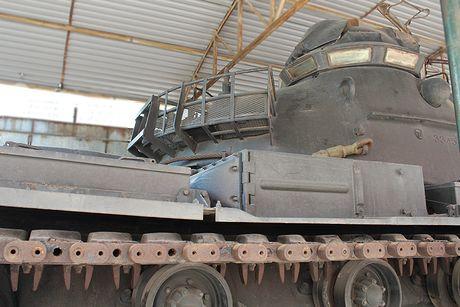 Can canh xe tang M48 cua My duoc quan doi Viet Nam 'thuan duong' - Anh 10