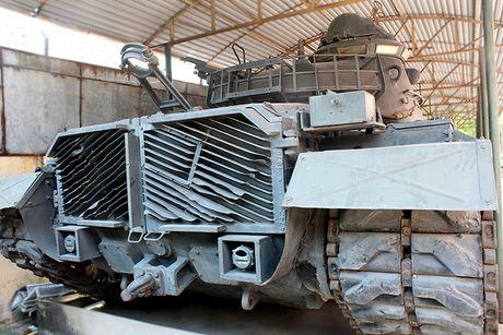 Can canh xe tang M48 cua My duoc quan doi Viet Nam 'thuan duong' - Anh 12