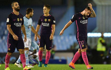 Ket qua bong da hom nay 3/10: MU hoa dang tiec, Barca thua Celta Vigo - Anh 1