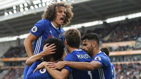 DHTB vong 7 Premier League: Vinh danh Chelsea va Arsenal - Anh 5