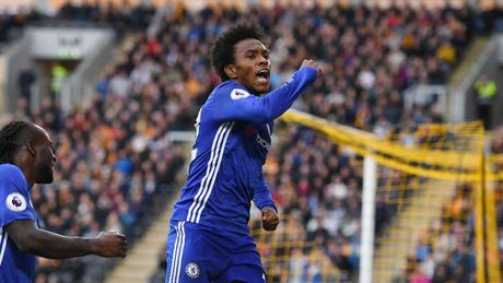 DHTB vong 7 Premier League: Vinh danh Chelsea va Arsenal - Anh 9
