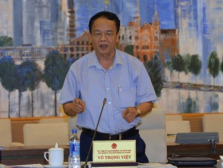 'Lau chi phoi luong, le vo hieu hoa luat' - Anh 1
