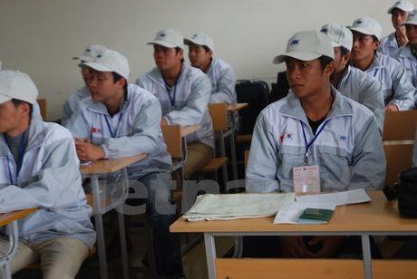 Hon 20.000 lao dong Viet canh tranh 'khoc liet' trong ky thi tieng Han - Anh 2