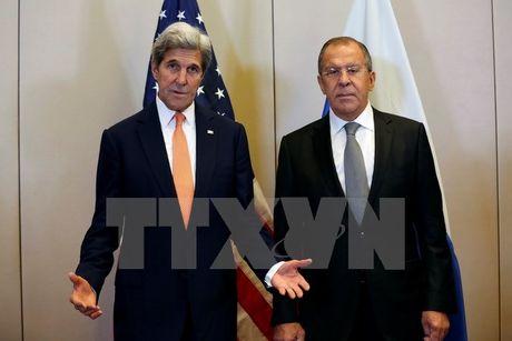 Chuyen gia: Nguy co xay ra xung dot quan su giua Nga-My o Syria - Anh 1